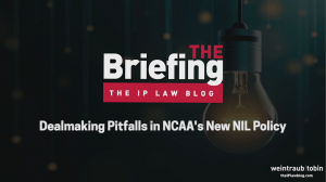 Dealmaking Pitfalls in NCAA's New NIL Policy