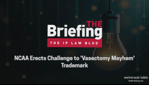 The Briefing, NCAA Vasectomies